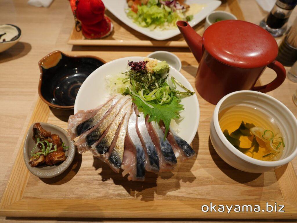 さば料理専門店 SABAR+岡山店 とろさばの刺身丼 okayama.biz