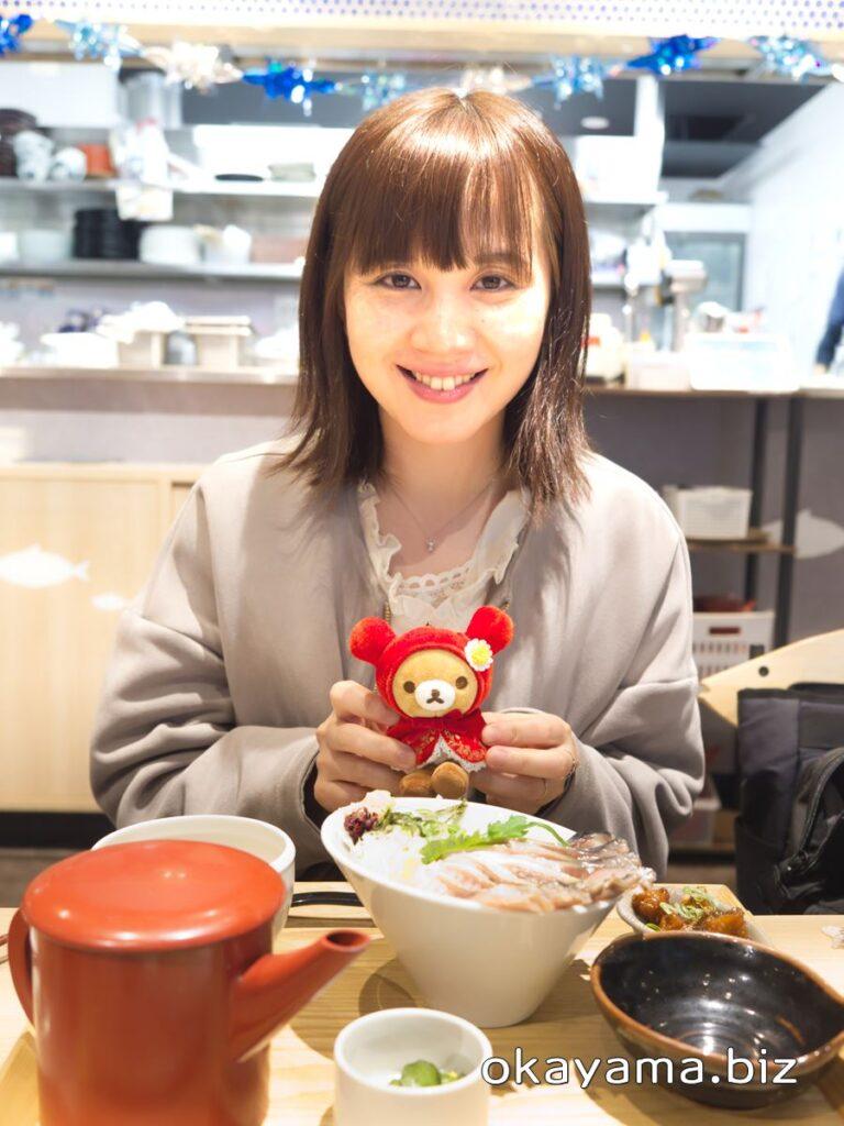 さば料理専門店 SABAR+岡山店 イクリンととろさばの刺身丼 okayama.biz