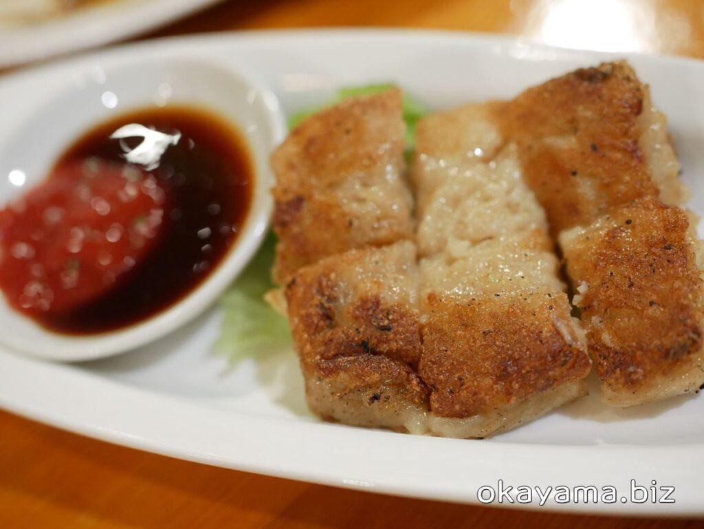 台湾料理 士林夜市 大根餅(蘿蔔糕)okayama.biz